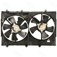 Four Seasons 76186 Radiator And Condenser Fan Assembly