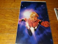 The Life of Captain Marvel 1 Virgin Variant Adam Hughes nm