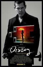Oldboy movie poster  : 11 x 17 inches - Josh Brolin, Spike Lee