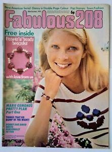 Fabulous / FAB 208 magazine (20 Oct  1973) - Donny Osmond