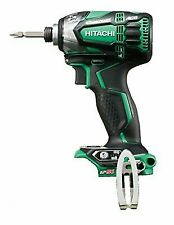 HITACHI Koki 18V cordless impact driver WH18DDL2 (NN) (L) body only JAPAN