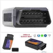 ELM327 obd ii obd 2 wifi auto sans fil voiture interface diagnostique scanner outil