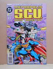 METROPOLIS Special Crimes Unit #1 (of 4)11/94 DC 9.0 VF/NM- Uncertified Superman