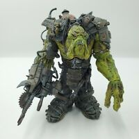 """Mutant Earth Action Figure Horgg The Dismantler Stan Winston 2001 7"""""""