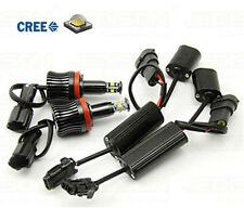 CREE 40W H8 LED Angel Eyes Halo Ring Bulb For BMW E82 E87 E89 E90 E92 E93 E60 61