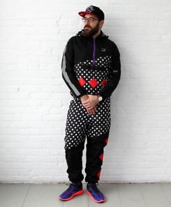BNWOT Puma x Alife Full Tracksuit / Shellsuit Size XL Nylon
