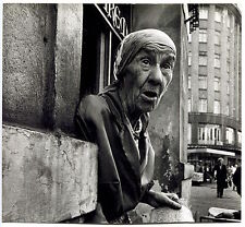 Photo Philippe Halsman - American Psycho - Tirage argentique d'époque -