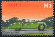 1950 JAGUAR XK120 / XK 120 Mint (MNH) Automobile Car Stamp (2000 Lesotho)