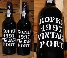 1997er VINTAGE PORT-Kopke ***