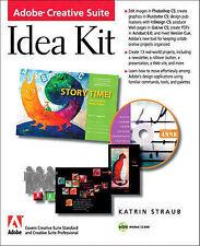 Adobe Creative Suite Idea Kit by Straub, Katrin