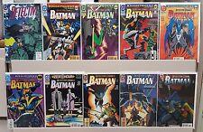 Detective Comics #649 669 672 674 675 677 678 679 680 681 - ALL NM - CGC READY