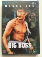 Big Boss (Bruce Lee) DVD NEUF SOUS BLISTER