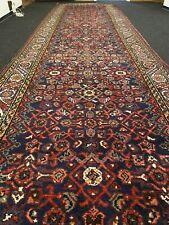 Wunderschöne Handgeknüpfte Malayer Perserteppich  beautiful Carpet 428X113 cm