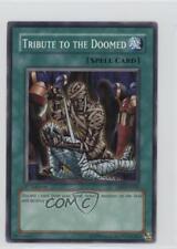 2006 Yu-Gi-Oh! Starter Deck Base 1st Edition YSD-EN026 Tribute to The Doomed 2u3
