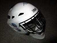GRANT FUHR Edmonton Oilers SIGNED Autographed full-size Goalie Mask Beckett COA