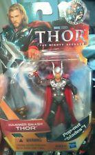 "THOR Movie Hammer Smash Thor Hasbro 4"" Action Figure Chris Helmsworth"