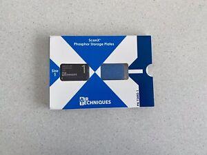 ScanX Phosphor Store Plates Air techniques Size 1