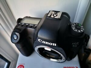 Canon EOS 6D 20.2MP Digital Camera Body Only - Black