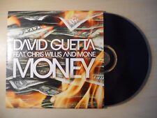 DAVID GUETTA : MONEY ft. CHRIS WILLIS AND MONE [ CD SINGLE PROMO ]