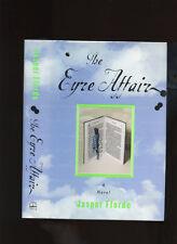 Fforde, J: The Eyre Affair HB/DJ 1st (2002)