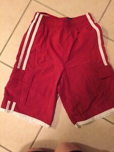 EUC Cherokee Boys Bathing Suit Board Shorts  Sz L (10/12)