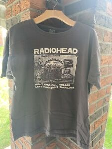 Radiohead shirt - authentic WASTE merch