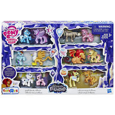 2016 Hasbro & TRU Exclusive: MLP - Elements of Friendship Sparkle Collection
