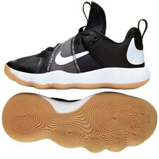 New listing Nike React HyperSet M CI2955010-S volleyball shoe black white black