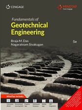 Fundamentals of Geotechnical Engineering with MindTap By Braja M. Das