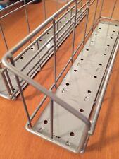 2 Gewürzregale aus Metall (Ikea)