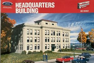 Walthers Cornerstone HO Scale 933-3074 Ford Headquarters Building
