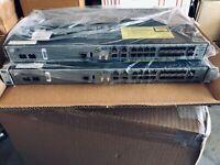 Cisco ASR901 ASR 901 A901-6CZ-FS-D w/ IP Base License + Other: Pls. Read Details
