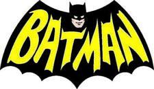 Vinyl BATMAN LOGO Decal Sticker Dark Knight DC Comic