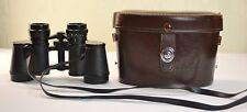 Nikon 8x30 8.5° Binoculars Leather case Excellent  Birders sports Japan