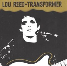 LOU REED transformer (CD album) alternative rock, art rock, glam, lounge