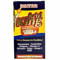 Artri King Ortiga Omega 3 Joint Support Supplement ArtriKing Nettle...