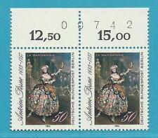 Berlin aus 1983 ** postfrisch MiNr.700 - Gemälde! Bogenzähler!