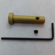 NextGenAR QuickSet Pivot & Takedown Pin Set w/ Detents & Springs 223/5.56 - GOLD