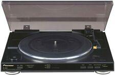 Pioneer PL-990, Schwarz - Vollautomatischer Stereo Plattenspieler, N3