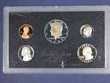 1983 -S USA Proof  Set 5 Coins Nice Cameo Coins  no Box