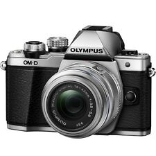Olympus E-M10 Mark II (Silver) 14-42mm + 8GB + Bag