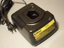 DeWalt 7.2V 9.6V 12V 14.4V Fast Ni-Cad Battery Charger DW9107,DW9118,DW9106