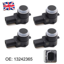 4 x For Vauxhall Insignia PDC Parking Aid Ultrasonic Sensor 13242365 Front Rear