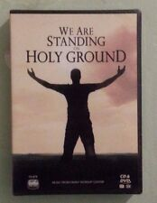 jim video album  WE ARE STANDING ON HOLY GROUND  DVD / CD NEW