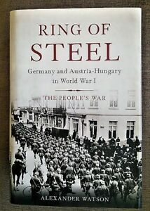 Ring of Steel, Alexander Watson