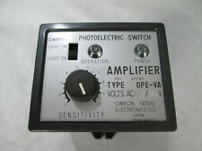 Omron OPE-VA Photoelectric Switch Amplifier