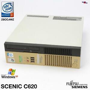PC Computer Fujitsu SIEMENS SCENIC C620 D1944 RS-232 Parallel Port Lpt Pentium 4