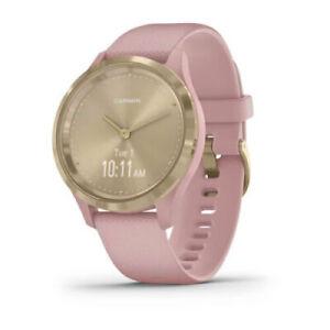 vivomove 3S Champagne Rose - Garmin Fitness Watch (010-02238-01)