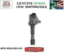 NEW SINGLE OEM Hitachi Ignition Coil for 2009-2016 Honda CR-Z & Fit 1.5L I4
