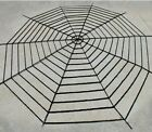 5/9/12Ft Giant Spider Web Spooky Haunted House Party Decor Indoor/Outdoor US New